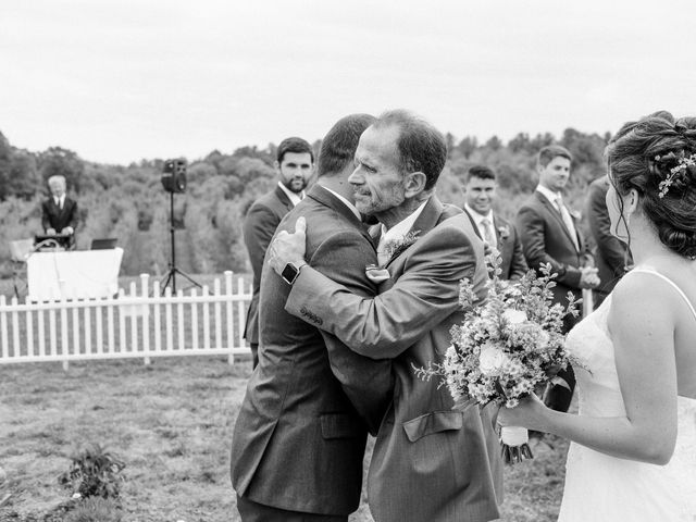 Tarq and Brittany's Wedding in Bolton, Massachusetts 28