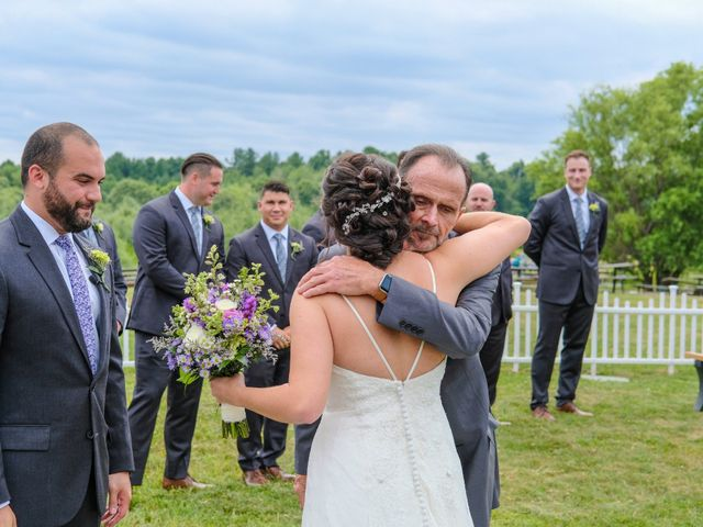 Tarq and Brittany's Wedding in Bolton, Massachusetts 29