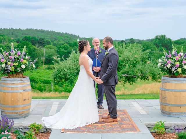 Tarq and Brittany's Wedding in Bolton, Massachusetts 30