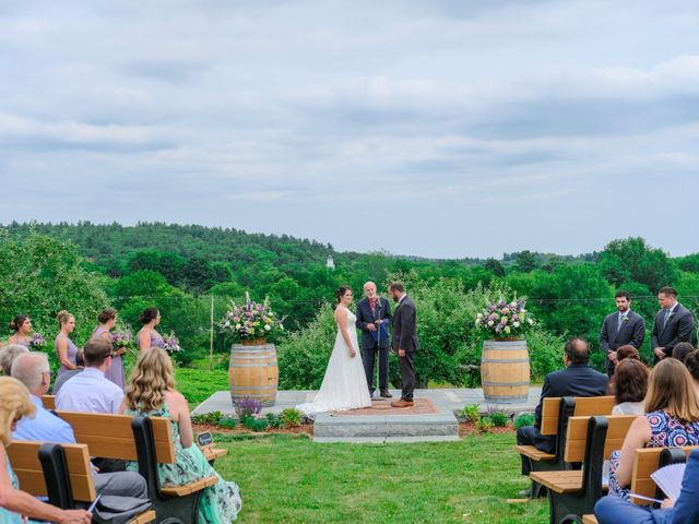 Tarq and Brittany's Wedding in Bolton, Massachusetts 32