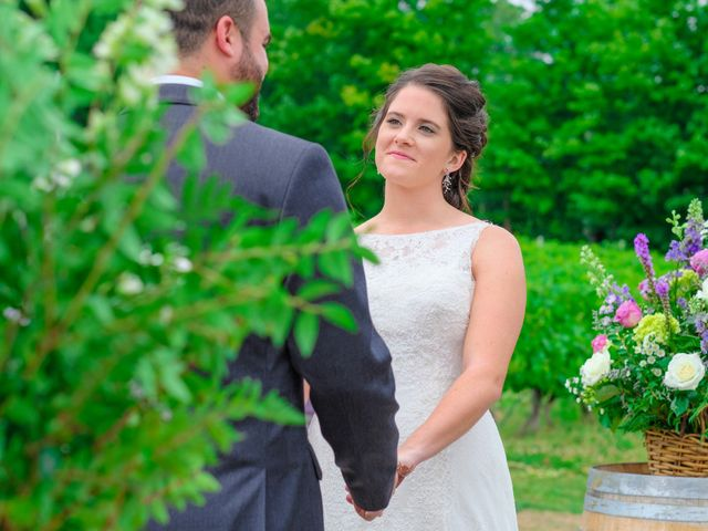Tarq and Brittany's Wedding in Bolton, Massachusetts 33