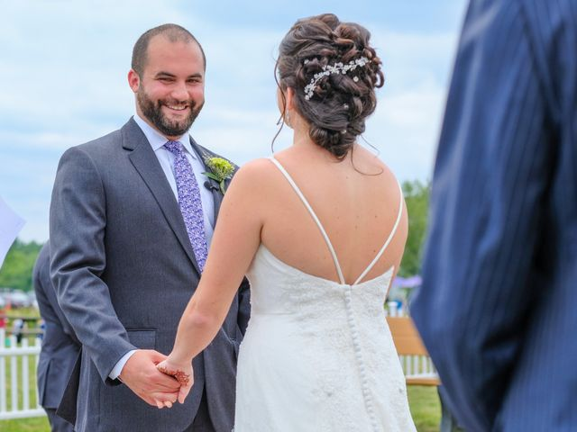 Tarq and Brittany's Wedding in Bolton, Massachusetts 34