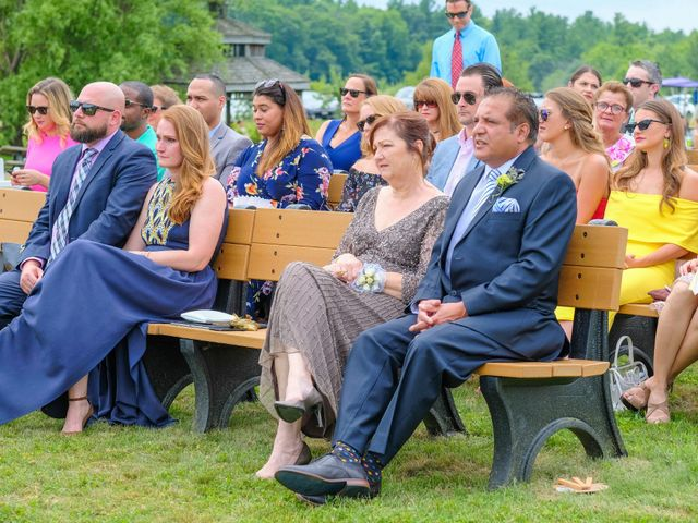 Tarq and Brittany's Wedding in Bolton, Massachusetts 36