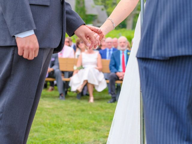 Tarq and Brittany's Wedding in Bolton, Massachusetts 38
