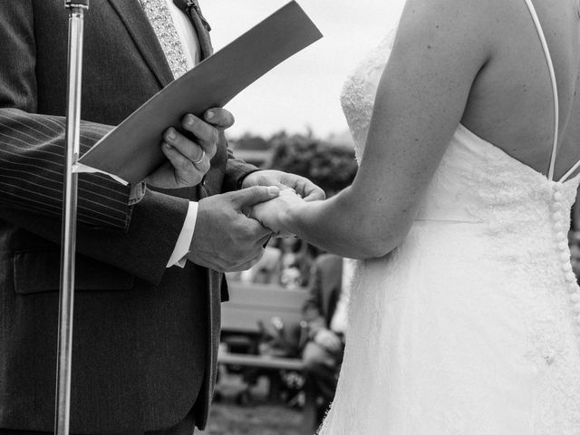 Tarq and Brittany's Wedding in Bolton, Massachusetts 41
