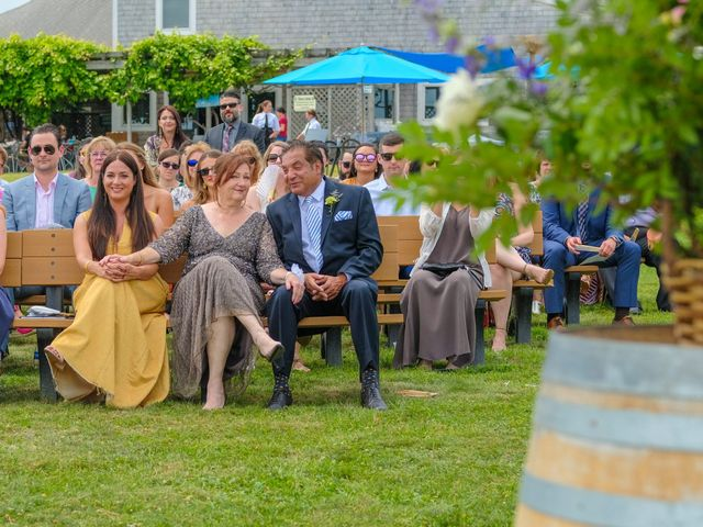 Tarq and Brittany's Wedding in Bolton, Massachusetts 42