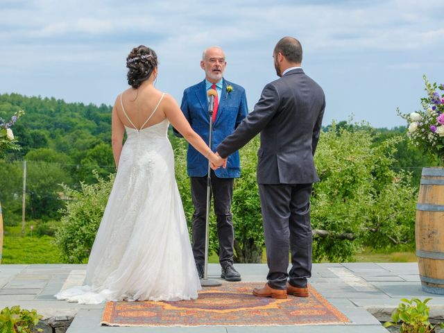 Tarq and Brittany's Wedding in Bolton, Massachusetts 43