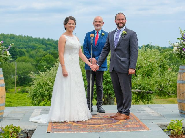 Tarq and Brittany's Wedding in Bolton, Massachusetts 44