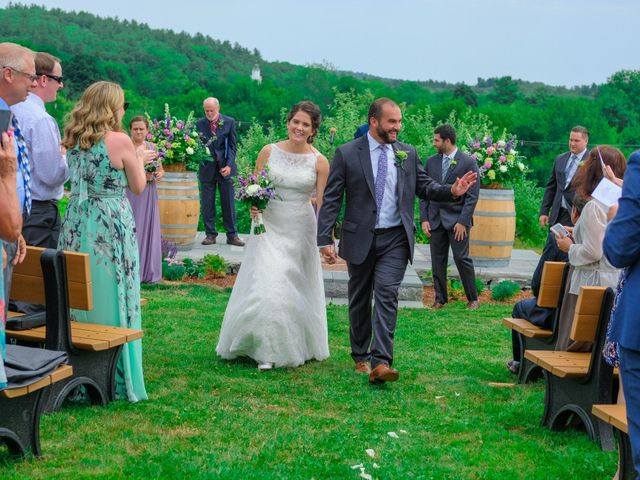 Tarq and Brittany's Wedding in Bolton, Massachusetts 45