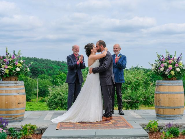 Tarq and Brittany's Wedding in Bolton, Massachusetts 1