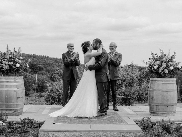 Tarq and Brittany's Wedding in Bolton, Massachusetts 46