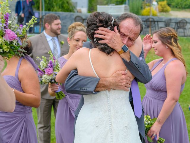 Tarq and Brittany's Wedding in Bolton, Massachusetts 47