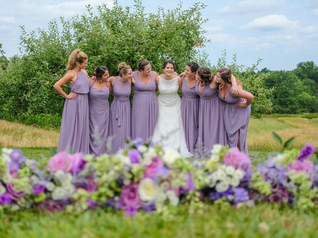 Tarq and Brittany's Wedding in Bolton, Massachusetts 48