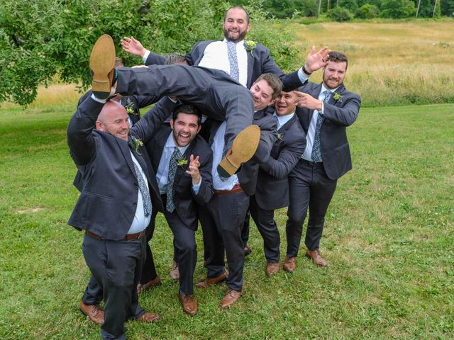 Tarq and Brittany's Wedding in Bolton, Massachusetts 49