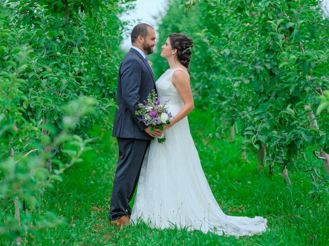 The wedding of Brittany and Tarq