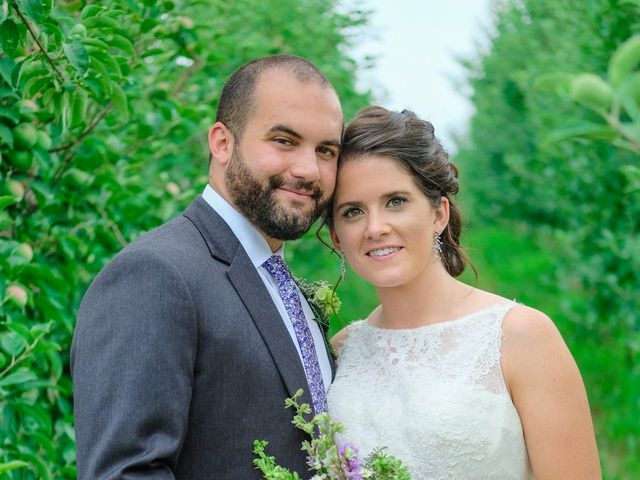 Tarq and Brittany's Wedding in Bolton, Massachusetts 52