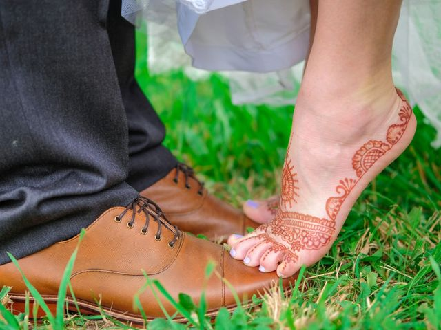 Tarq and Brittany's Wedding in Bolton, Massachusetts 53
