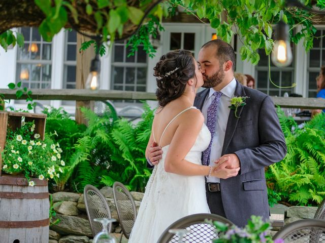 Tarq and Brittany's Wedding in Bolton, Massachusetts 55