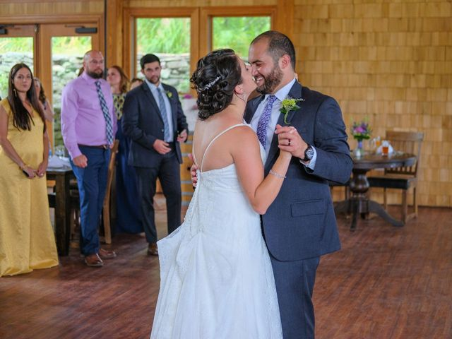Tarq and Brittany's Wedding in Bolton, Massachusetts 59