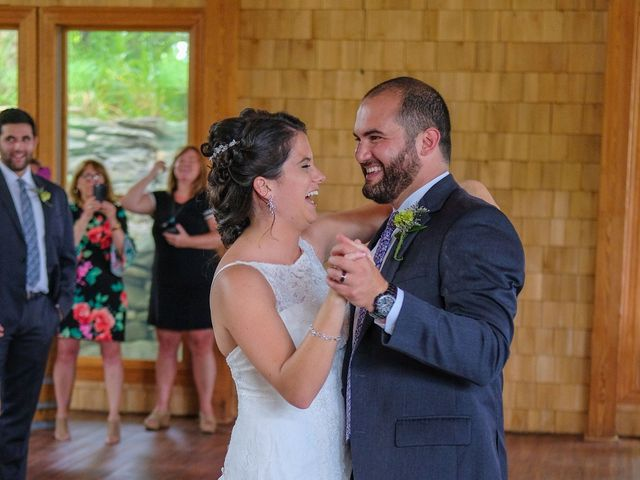 Tarq and Brittany's Wedding in Bolton, Massachusetts 60