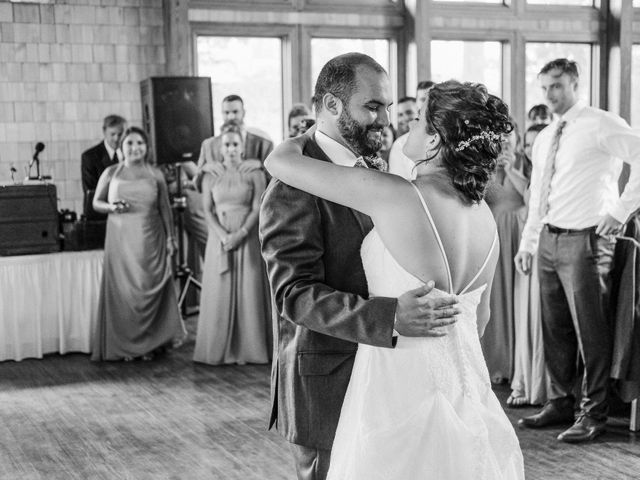 Tarq and Brittany's Wedding in Bolton, Massachusetts 61