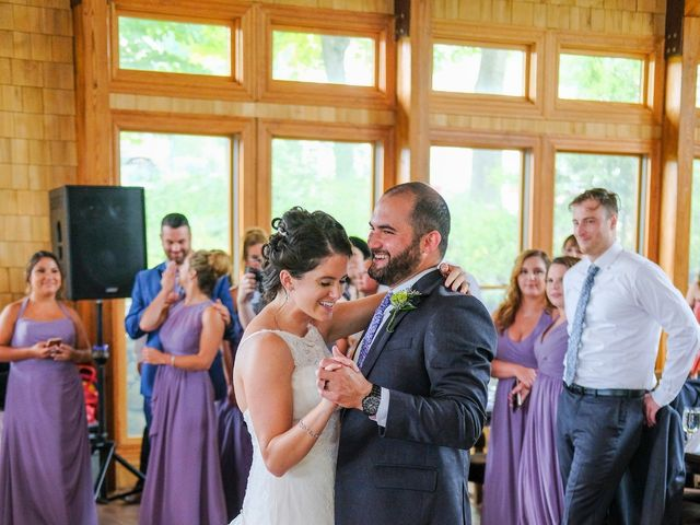 Tarq and Brittany's Wedding in Bolton, Massachusetts 63