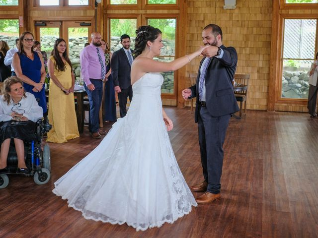 Tarq and Brittany's Wedding in Bolton, Massachusetts 65