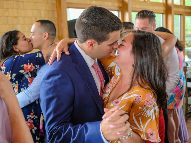 Tarq and Brittany's Wedding in Bolton, Massachusetts 85