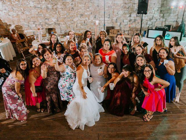 Stephanie and Rene's Wedding in Winfield, Kansas 2