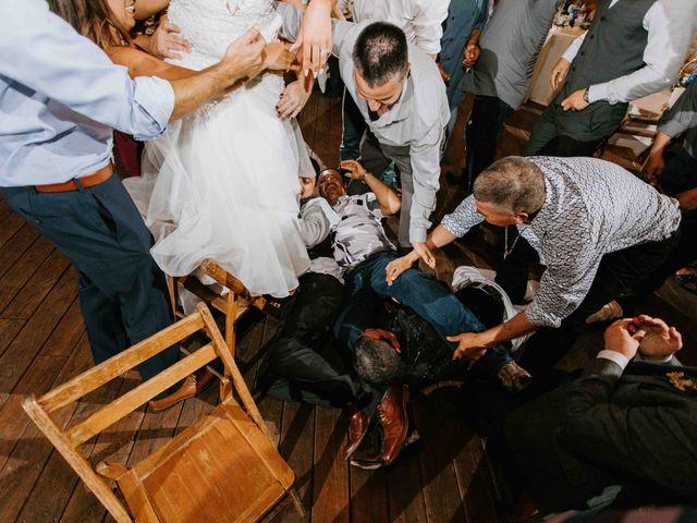 Stephanie and Rene's Wedding in Winfield, Kansas 5