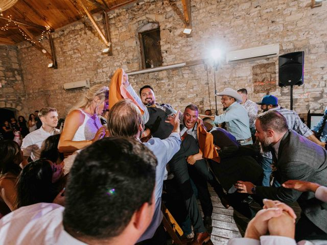 Stephanie and Rene's Wedding in Winfield, Kansas 6