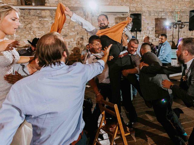 Stephanie and Rene's Wedding in Winfield, Kansas 7