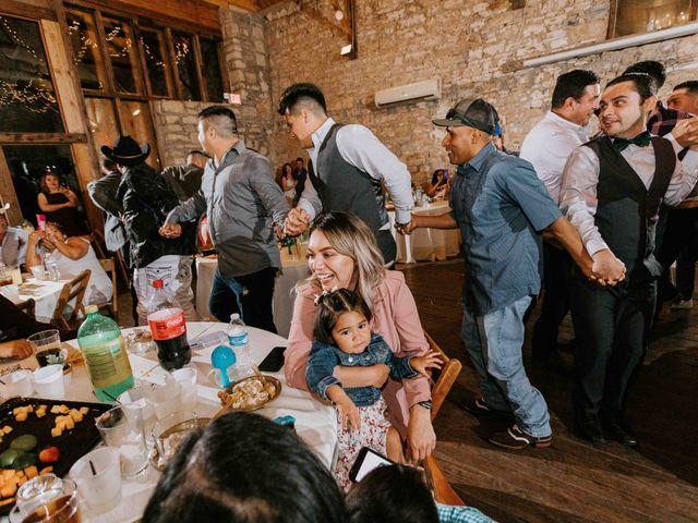 Stephanie and Rene's Wedding in Winfield, Kansas 9