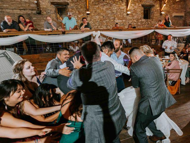 Stephanie and Rene's Wedding in Winfield, Kansas 13
