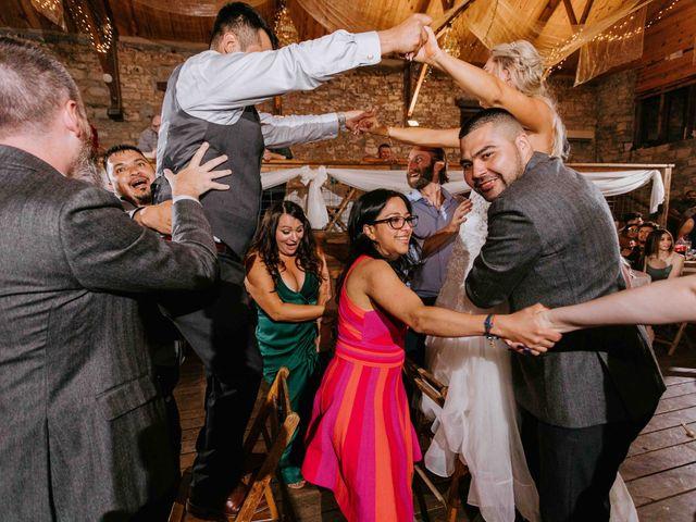Stephanie and Rene's Wedding in Winfield, Kansas 14