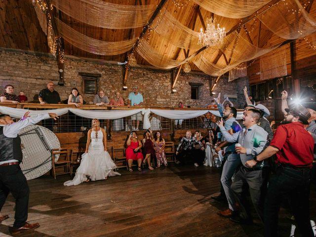Stephanie and Rene's Wedding in Winfield, Kansas 22