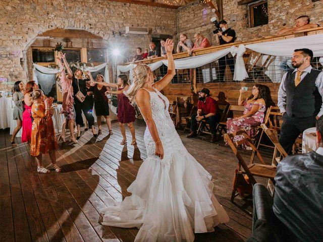 Stephanie and Rene's Wedding in Winfield, Kansas 25