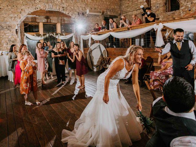 Stephanie and Rene's Wedding in Winfield, Kansas 27