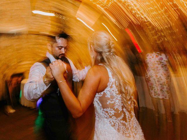 Stephanie and Rene's Wedding in Winfield, Kansas 29
