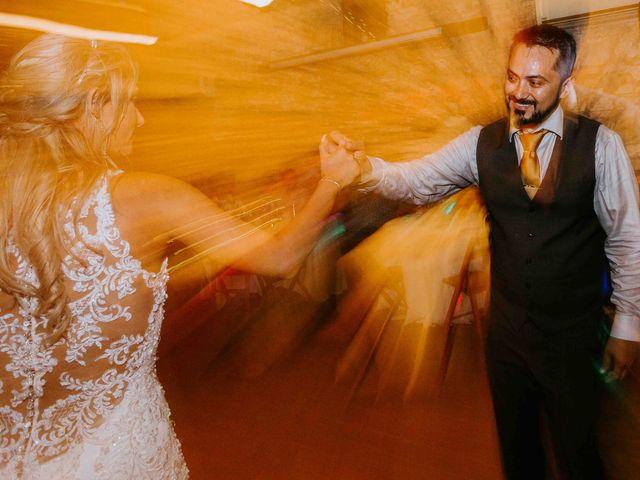 Stephanie and Rene's Wedding in Winfield, Kansas 31