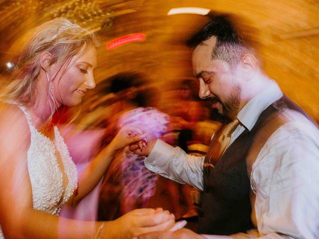 Stephanie and Rene's Wedding in Winfield, Kansas 32