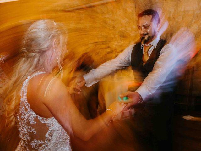 Stephanie and Rene's Wedding in Winfield, Kansas 33