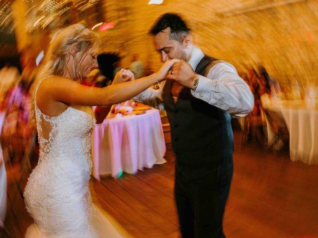 Stephanie and Rene's Wedding in Winfield, Kansas 34