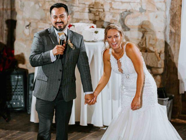 Stephanie and Rene's Wedding in Winfield, Kansas 37