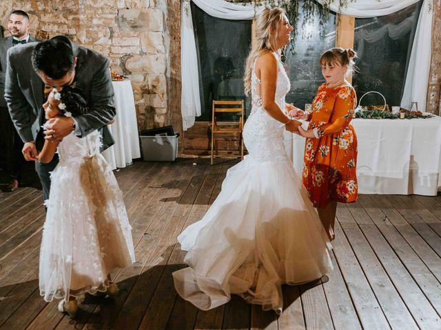 Stephanie and Rene's Wedding in Winfield, Kansas 40