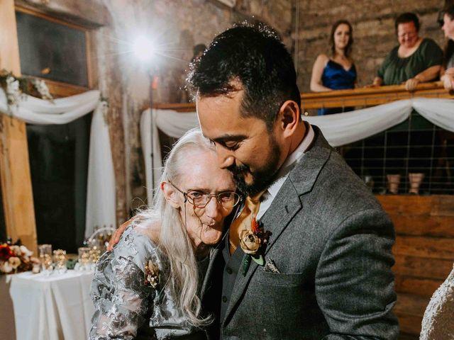 Stephanie and Rene's Wedding in Winfield, Kansas 42