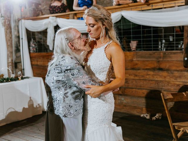 Stephanie and Rene's Wedding in Winfield, Kansas 43