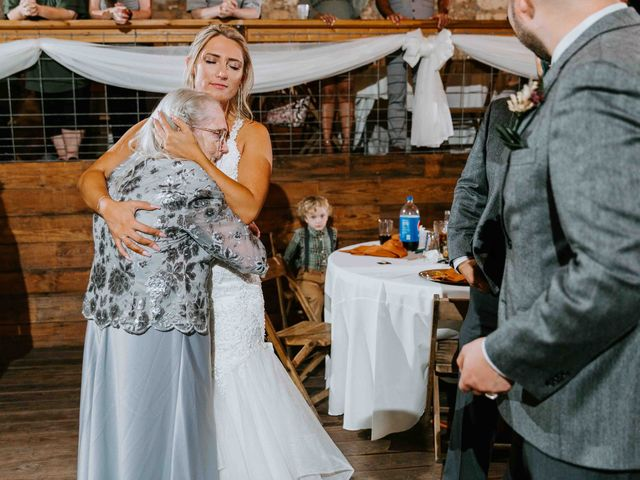 Stephanie and Rene's Wedding in Winfield, Kansas 44