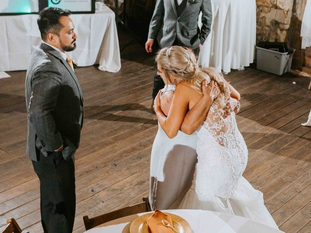 Stephanie and Rene's Wedding in Winfield, Kansas 45
