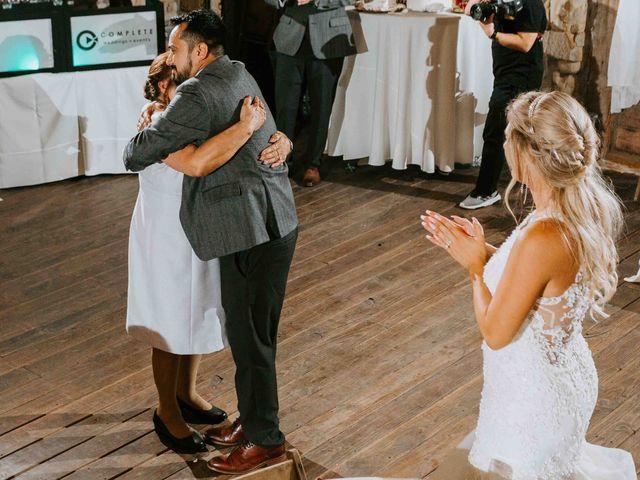 Stephanie and Rene's Wedding in Winfield, Kansas 46